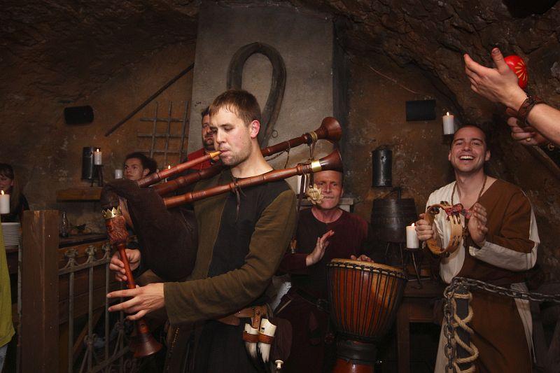 Prag tur middelalderaften