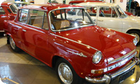 skoda fabrik og museum