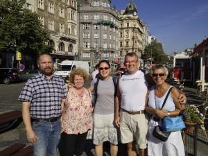 Prag guide byrundtur