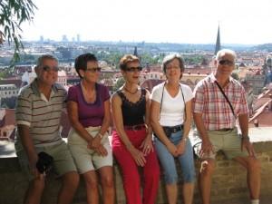 byrundtur i Prag med dansktalende guide