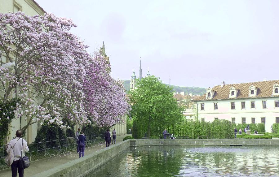 Byrundtur II Prag