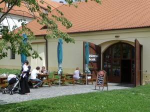 Brevnov kloster, Klasterni Senk
