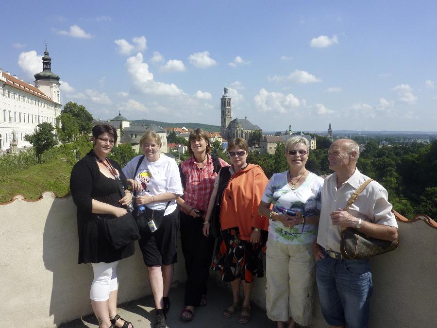 Kutna Hora fra Prag