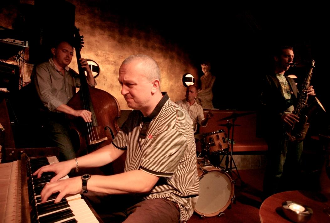 Prag jazz tur