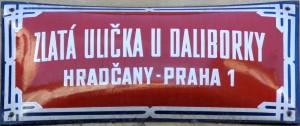 Praha,_Hradčany_-_Zlatá_ulička_u_Daliborky