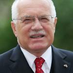 Vaclav Klaus, præsident i Tjekkiet