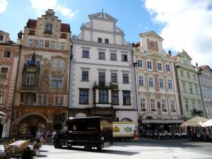 Prag juli måned