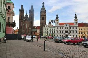Hradec Kralove, Tjekkiet