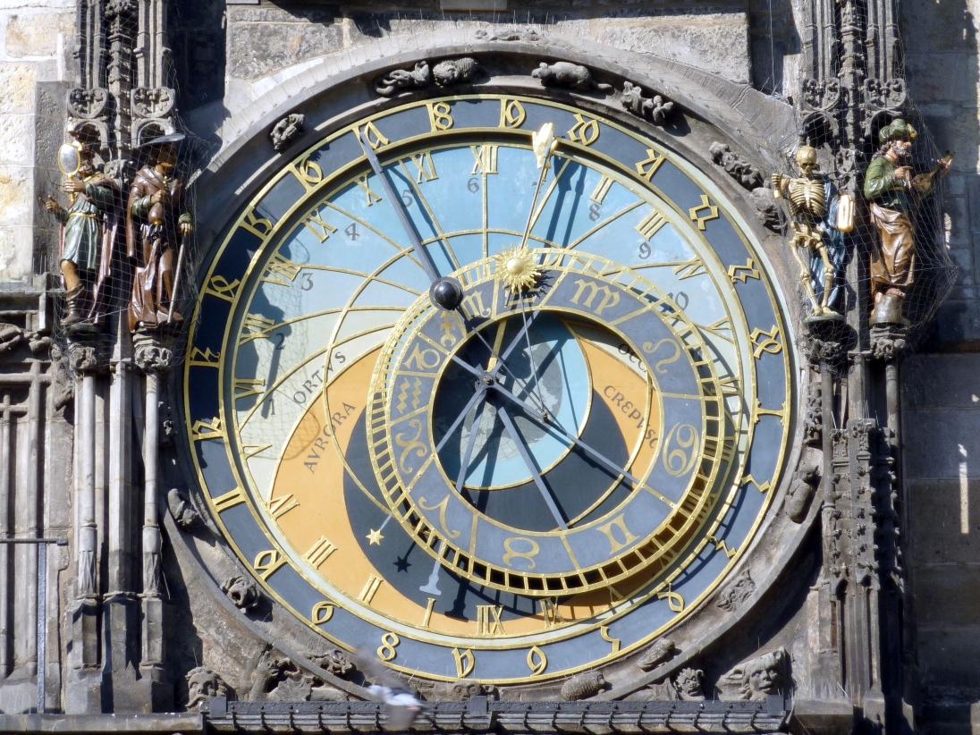 astronomiske ur i prag