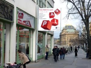 Play udstilling paa Manes i Prag 1