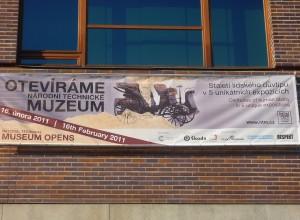Teknisk Museum Prag