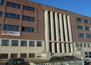 facade teknisk museum