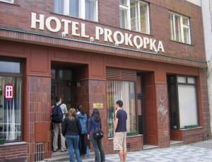 hotel prokopka prag 3