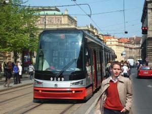 prag transport sporvogn