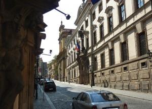 barokke palaeer i nerudova prag
