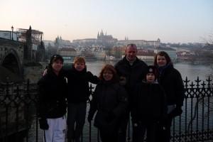 Prag karlsbroen byrundtur