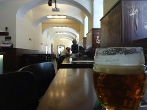 Restaurant i Prag Lokal