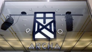 archa teater prag