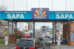 sapa marked prag