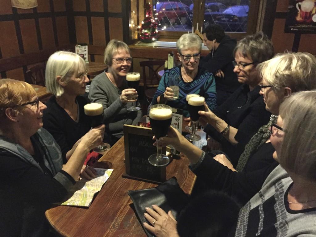 Øl-slentretur Prag