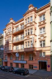 Prag hotel taurus
