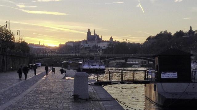 Aftenture i Prag