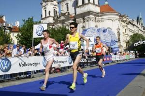 Prag marathon maj