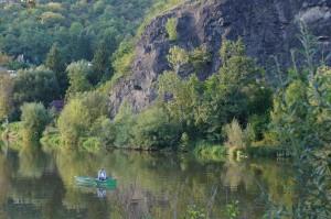 fiskemuligheder på floden