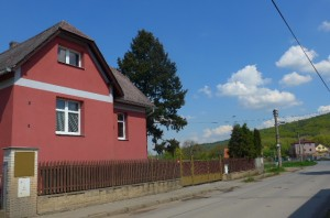 sommerhus i nærheden af Prag