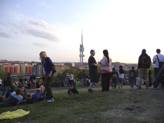 prag festival zizkov