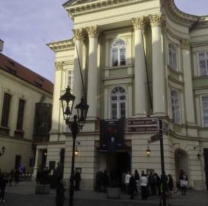 staenderteatret opera prag
