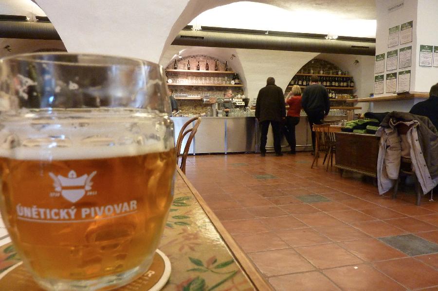 unetice bryggeri guide
