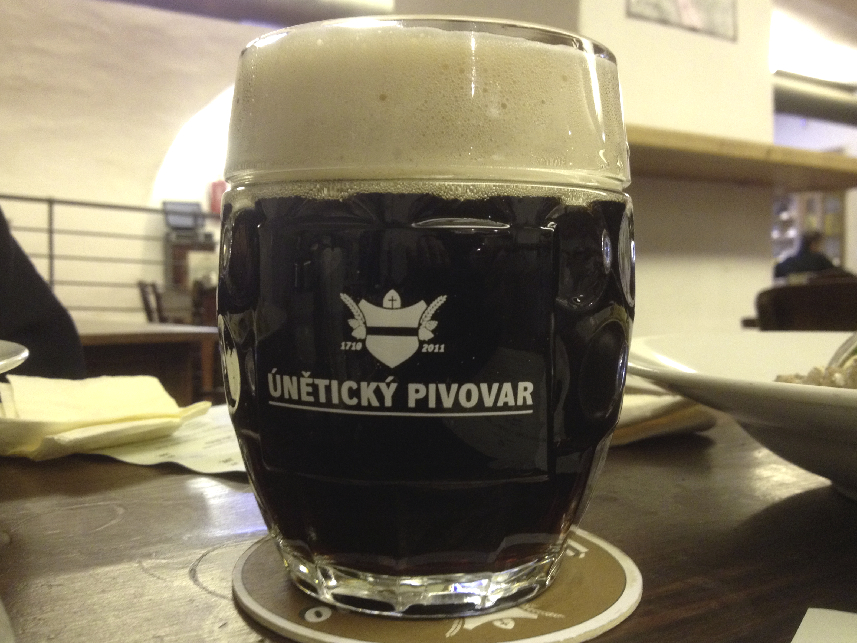 unetice bryggeri Prag