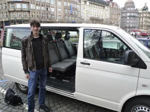 helge guide minibus