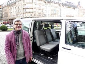 prag transfer minibus