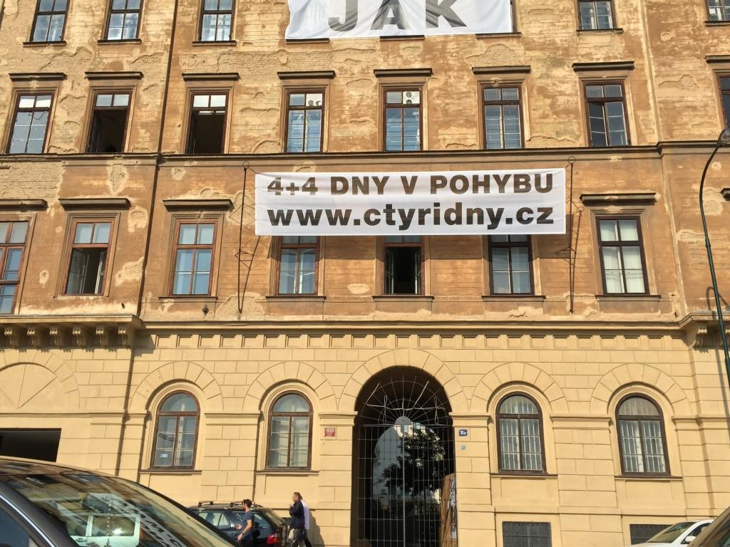 Prag festival 4x4