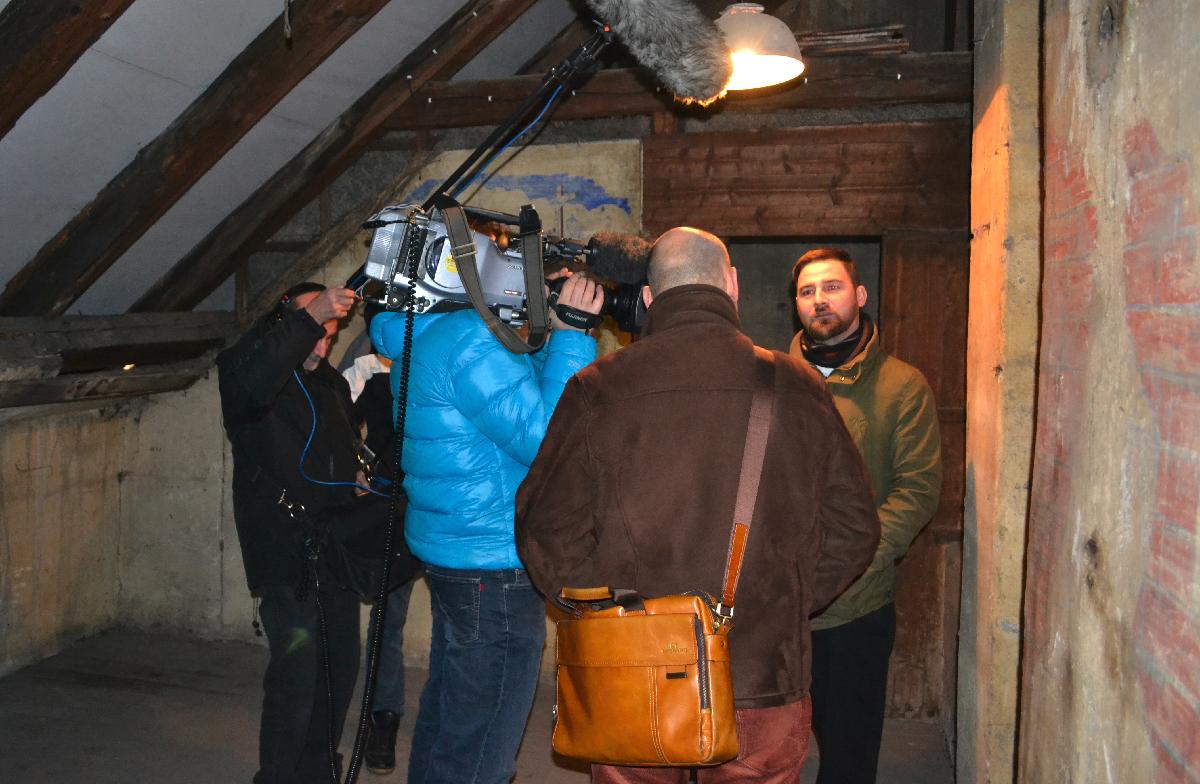theresienstadt loft 2016