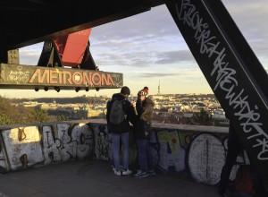 prag metronom udsigt