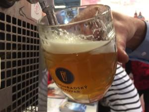 prag bryggeri skum