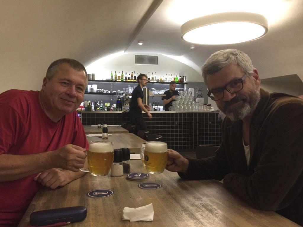bryggeri middag guider