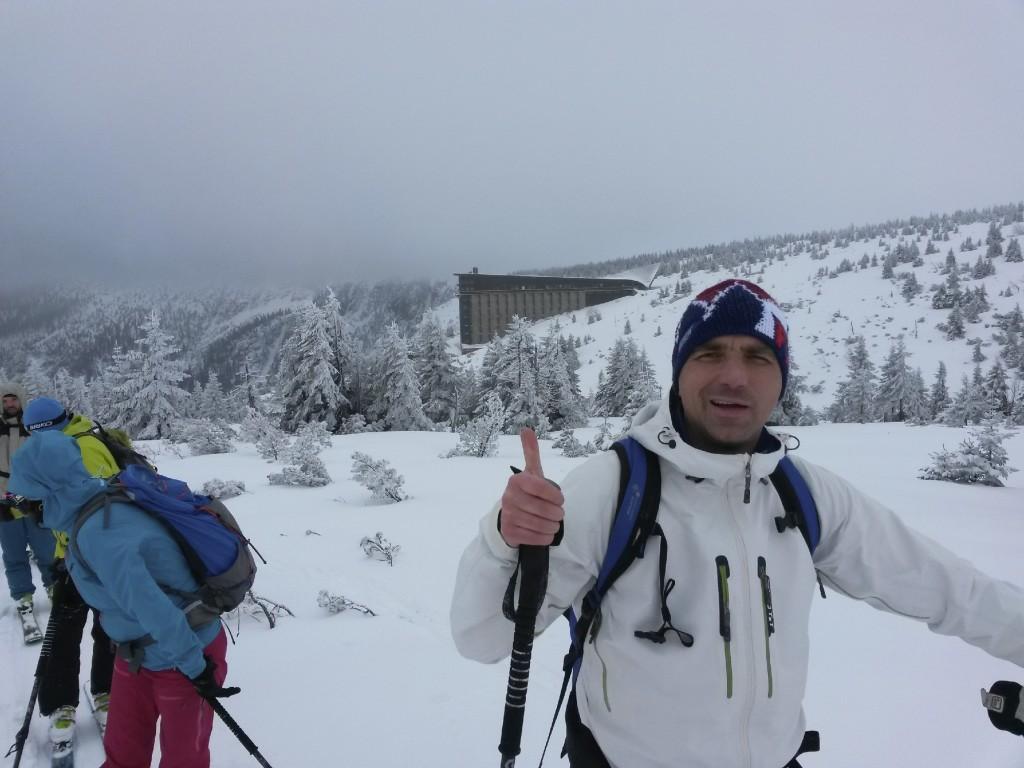 ski guide daniel