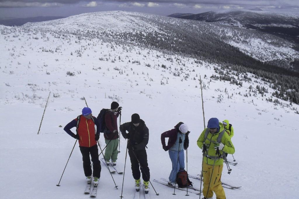 skitouring fra prag