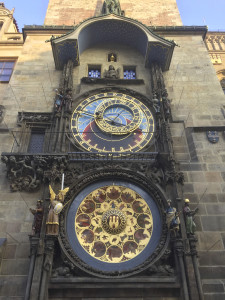 prag astronomisk ur