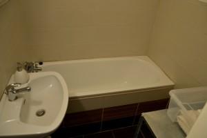 prag lejlighed badevaerelse