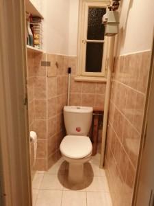 prag lokal lejlighed toilet