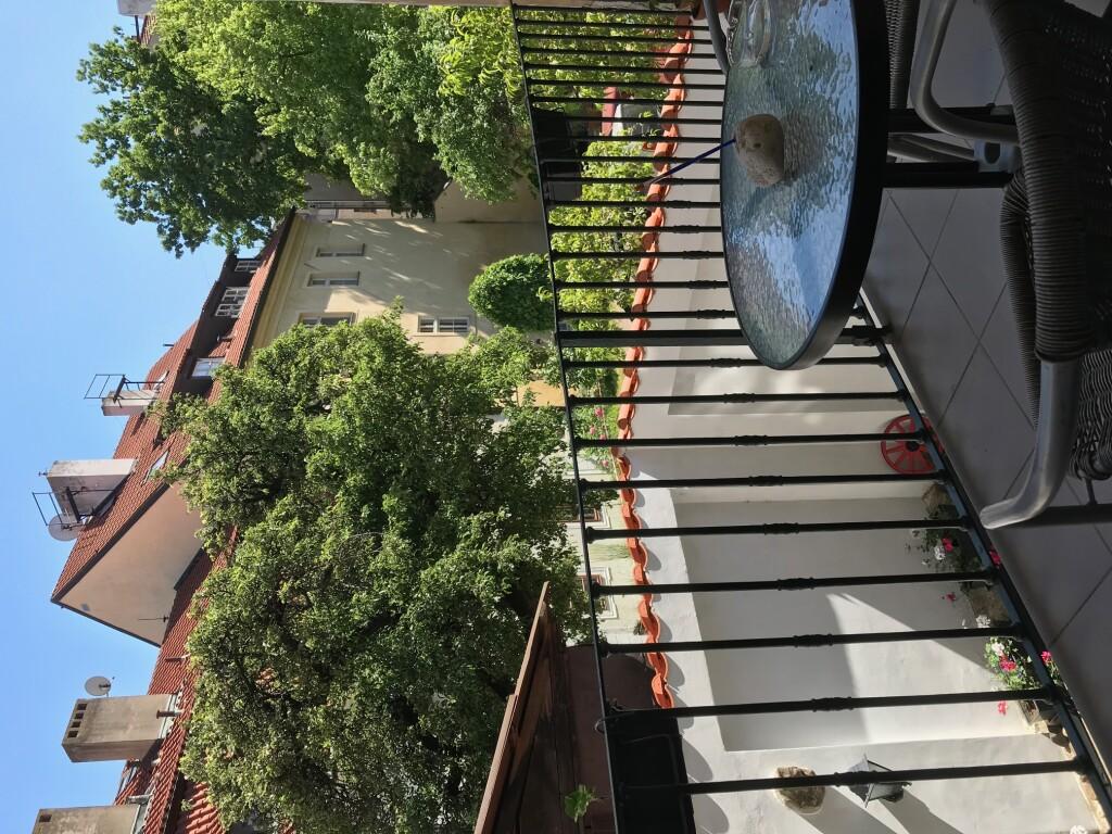 prag lejlighed balkon